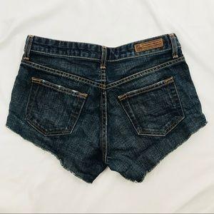 Ralph Lauren polo jean shorts cut off shorties 2